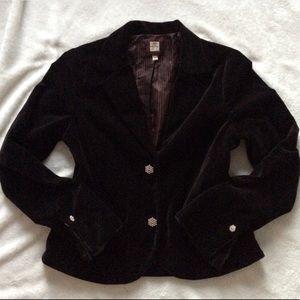 🍀 Velvet fitted blazer! 😍😍😍